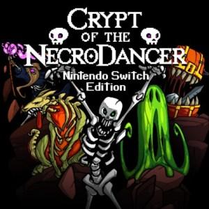 Nintendo eShop Downloads Europe Crypt of the NecroDancer Nintendo Switch Edition