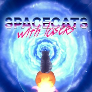 Nintendo eShop Downloads Europe Spacecats with Lasers