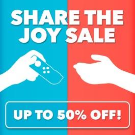Nintendo eShop Downloads Europe Share the Joy Sale