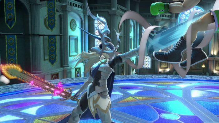 Super Smash Bros Ultimate Corrin Fighter Screenshots NintendObserver