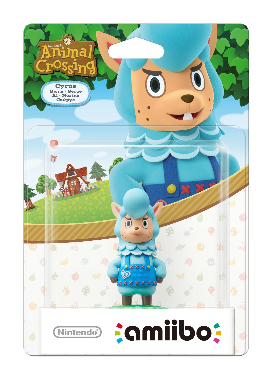 Packaging For The Animal Crossing Amiibo Figures Nintendo Everything