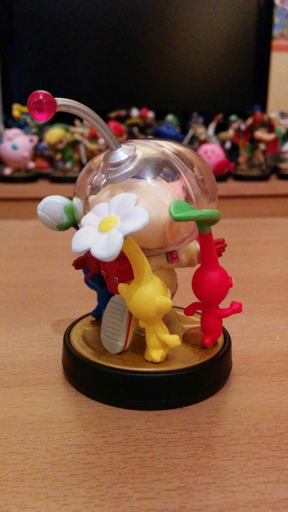 Photos Of The Bowser Jr Olimar And Dr Mario Amiibo