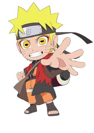 Naruto SD Powerful Shippuden Screenshots Nintendo
