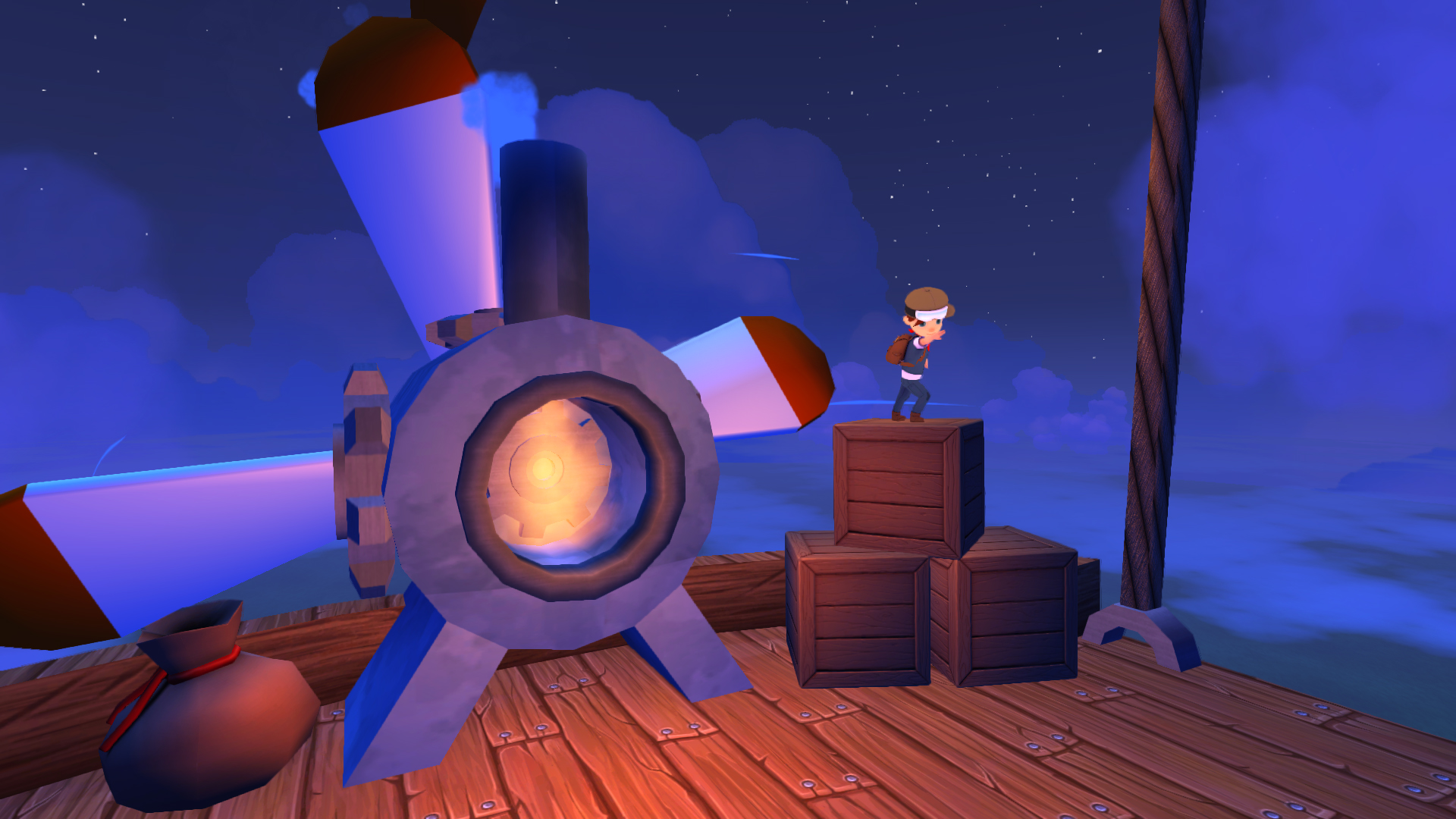 3D Platformer Poi In The Works For Wii U Nintendo Everything