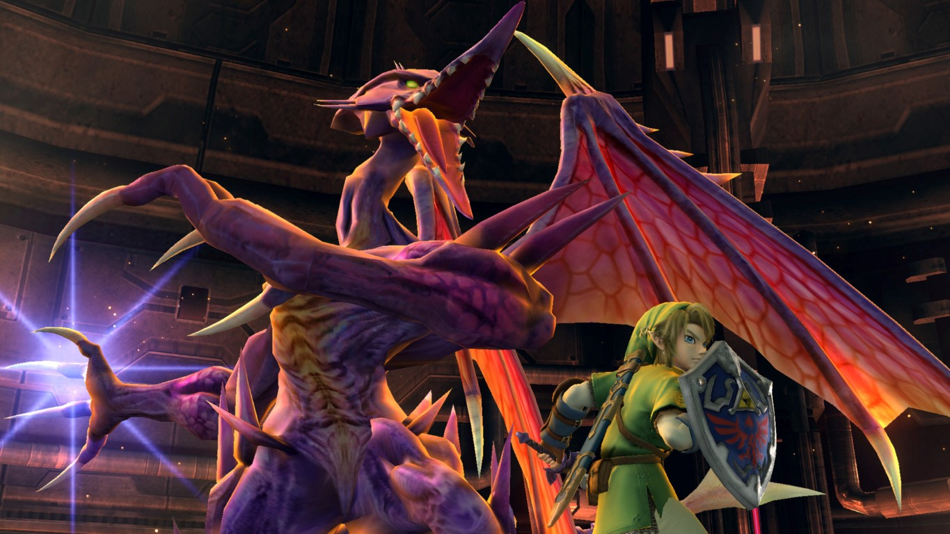 Sakurai Explains Why Ridley Isnt A Fighter In Smash Bros