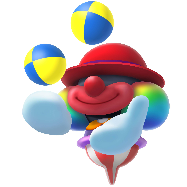 Lots Of Kirby Planet Robobot Art Nintendo Everything