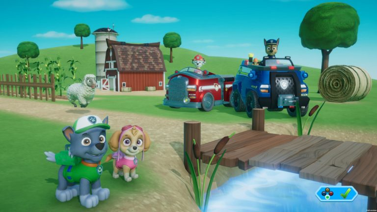 PAW Patrol On A Roll Hitting Switch And 3DS In October