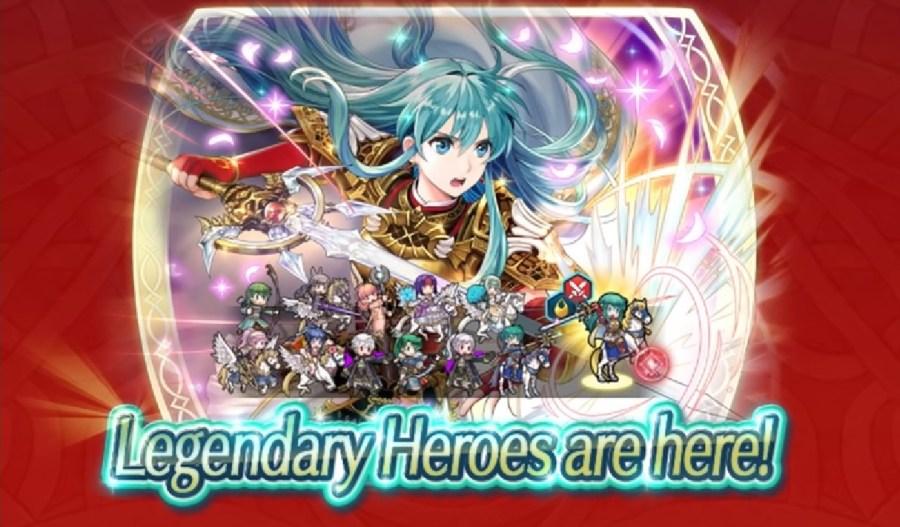 Legendary Hero Eirika