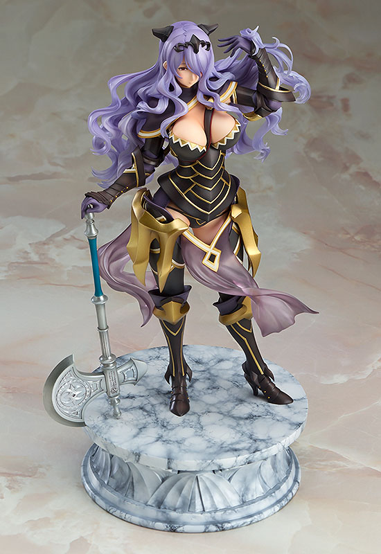 Pre Orders Open For The Fire Emblem Fates Camilla Figure Nintendo Everything