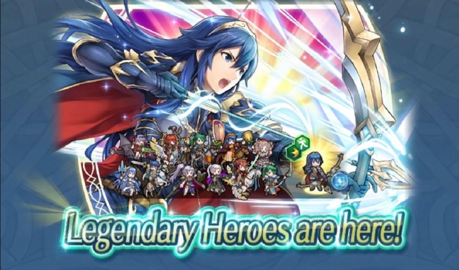 Lucina Fire Emblem Heroes