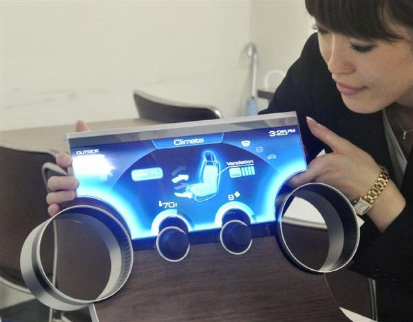 sharp-free-form-display