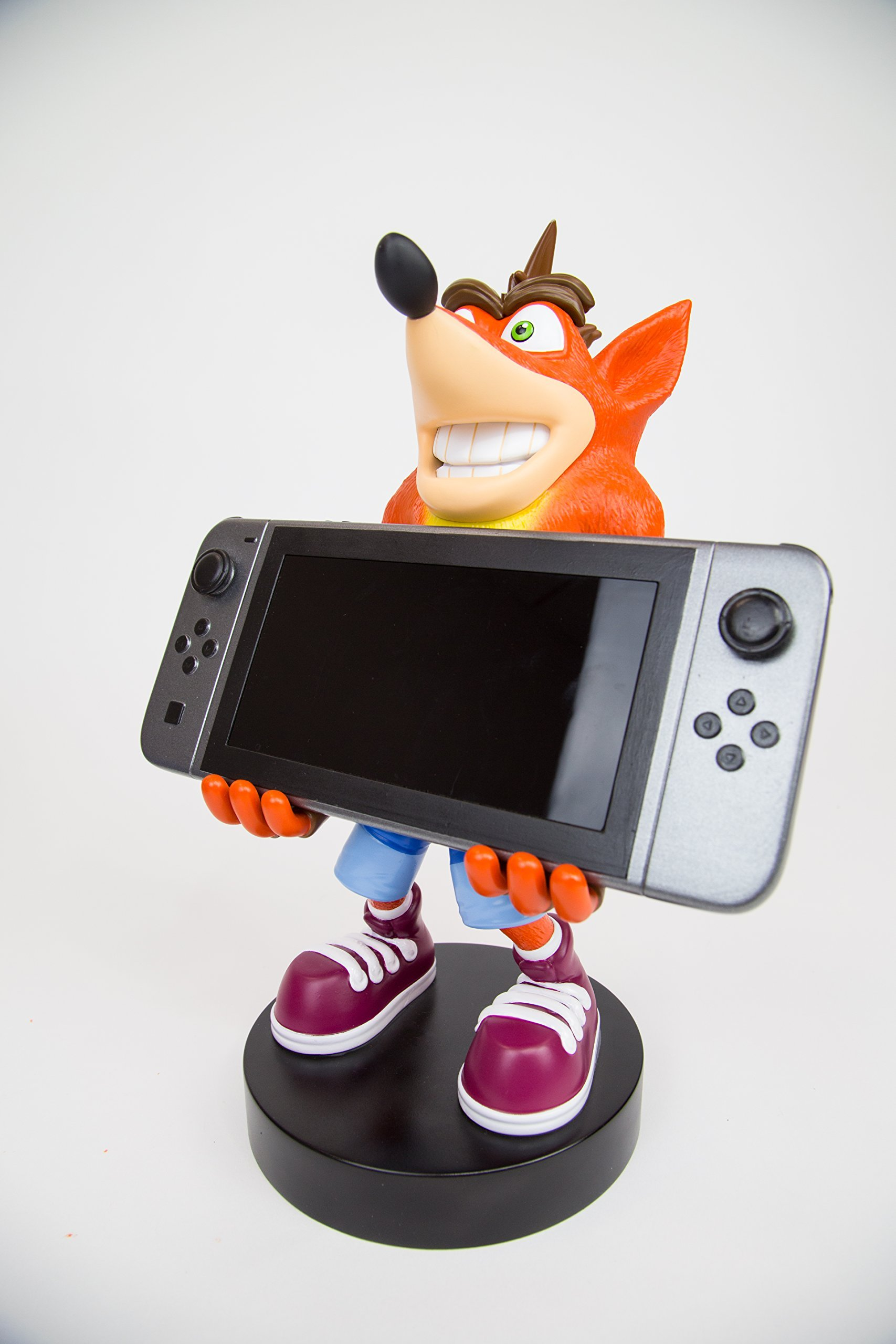 New Accessory Lets Crash Bandicoot Hold Your Switch