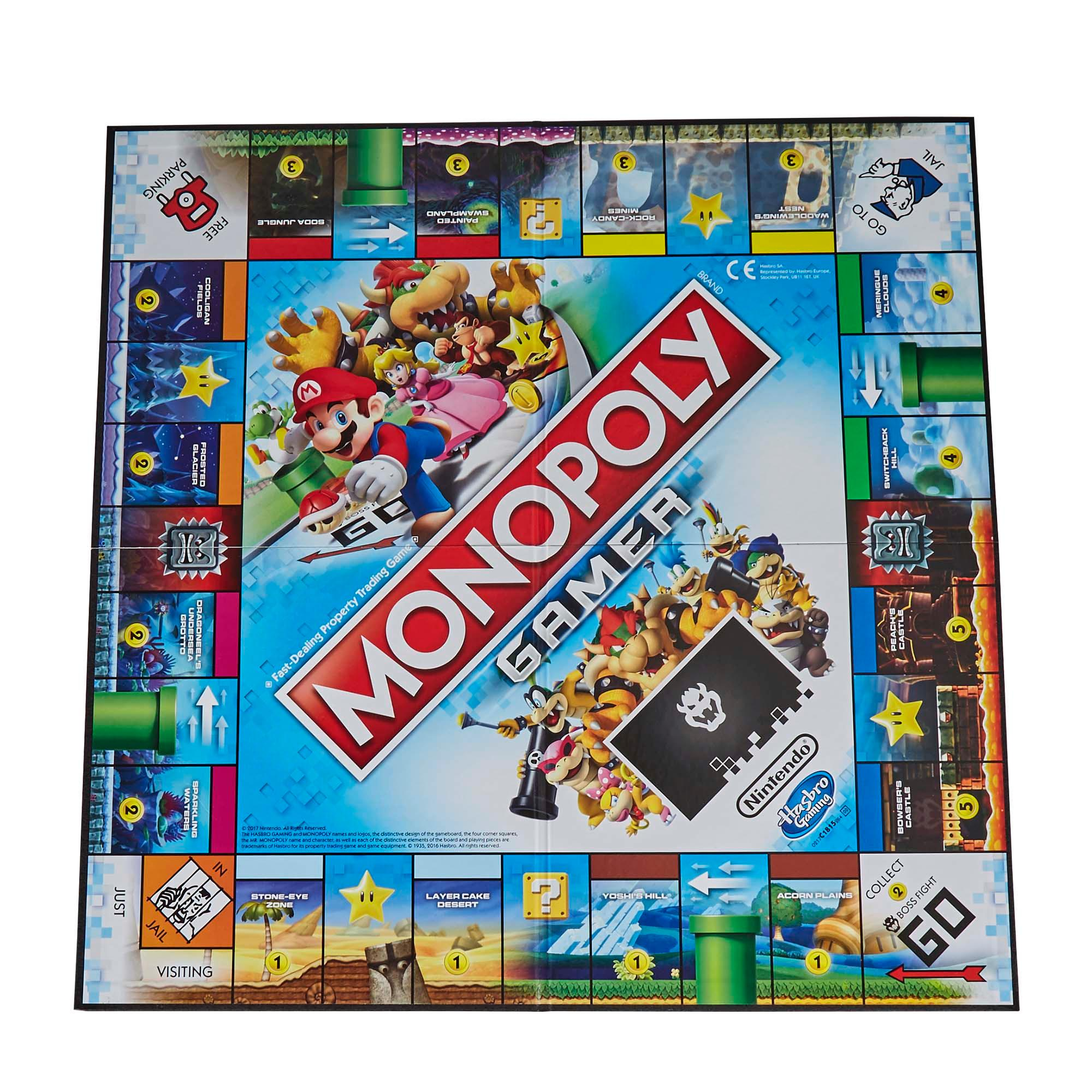 Hasbro Reveals Monopoly Gamer New Take On Monopoly