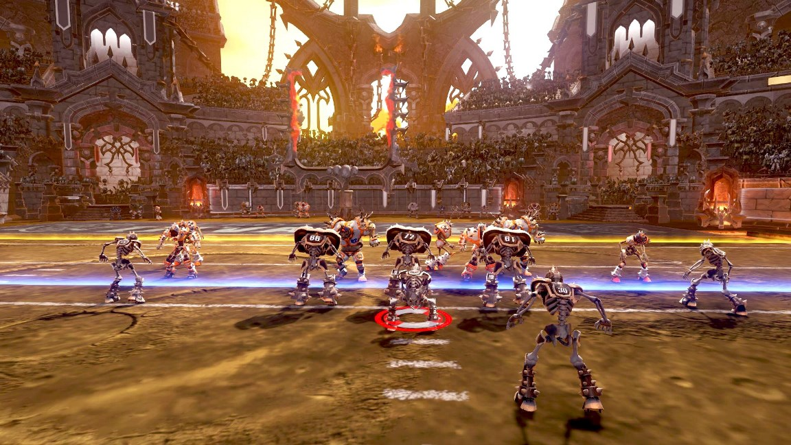 Mutant Football League Dynasty Edition Coming To Switch