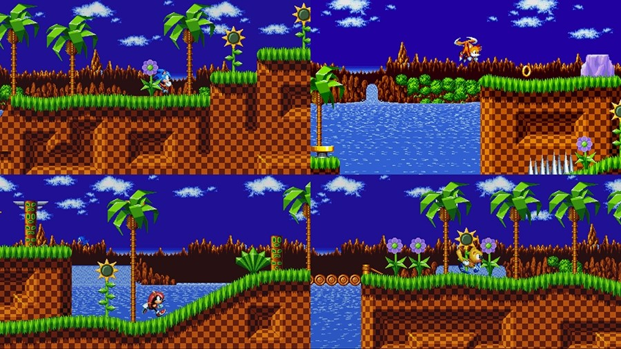 Sonic Mania Plus screenshots   Nintendo Everything Sonic Mania Plus screenshots