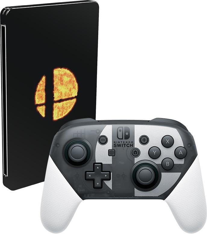 Nintendo Reveals Super Smash Bros Ultimate Edition