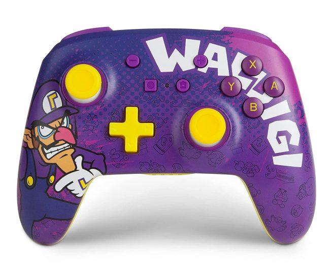 Waluigi controller
