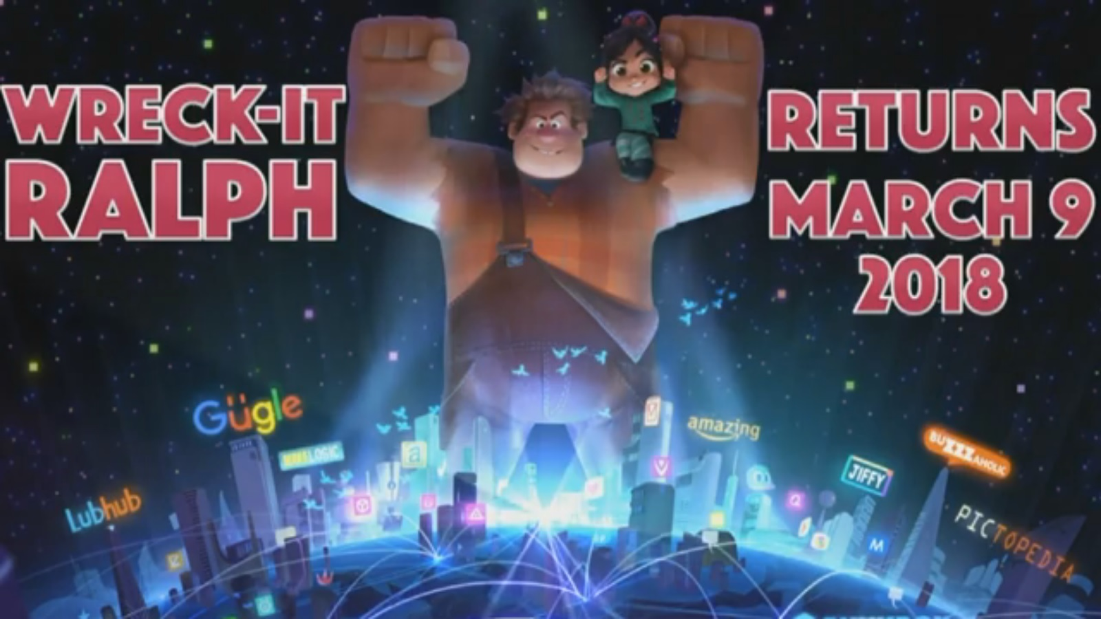 Wreck It Ralph 2 Coming In 2018 Nintendo Everything