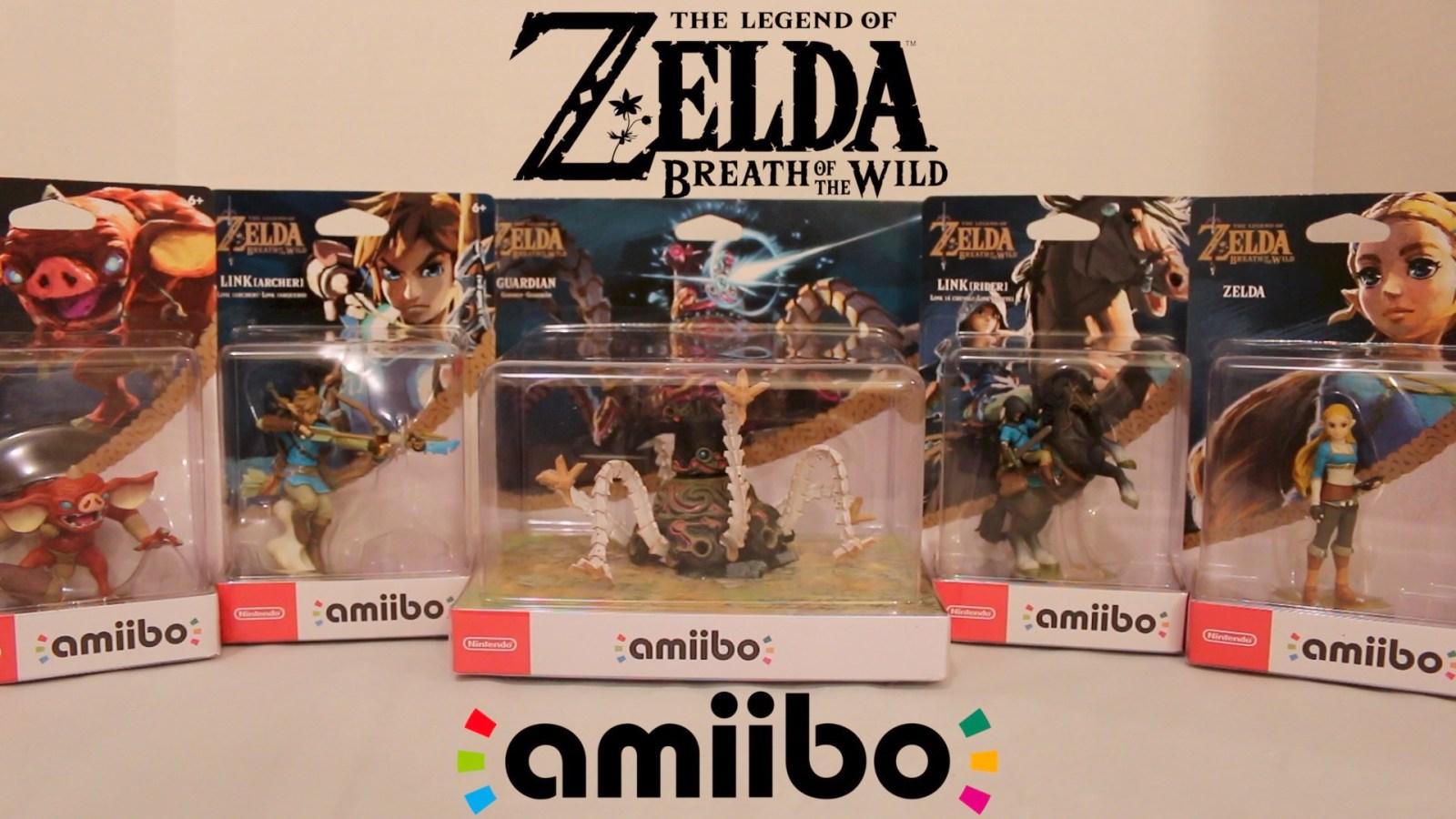 amiibo - NintendoFuse