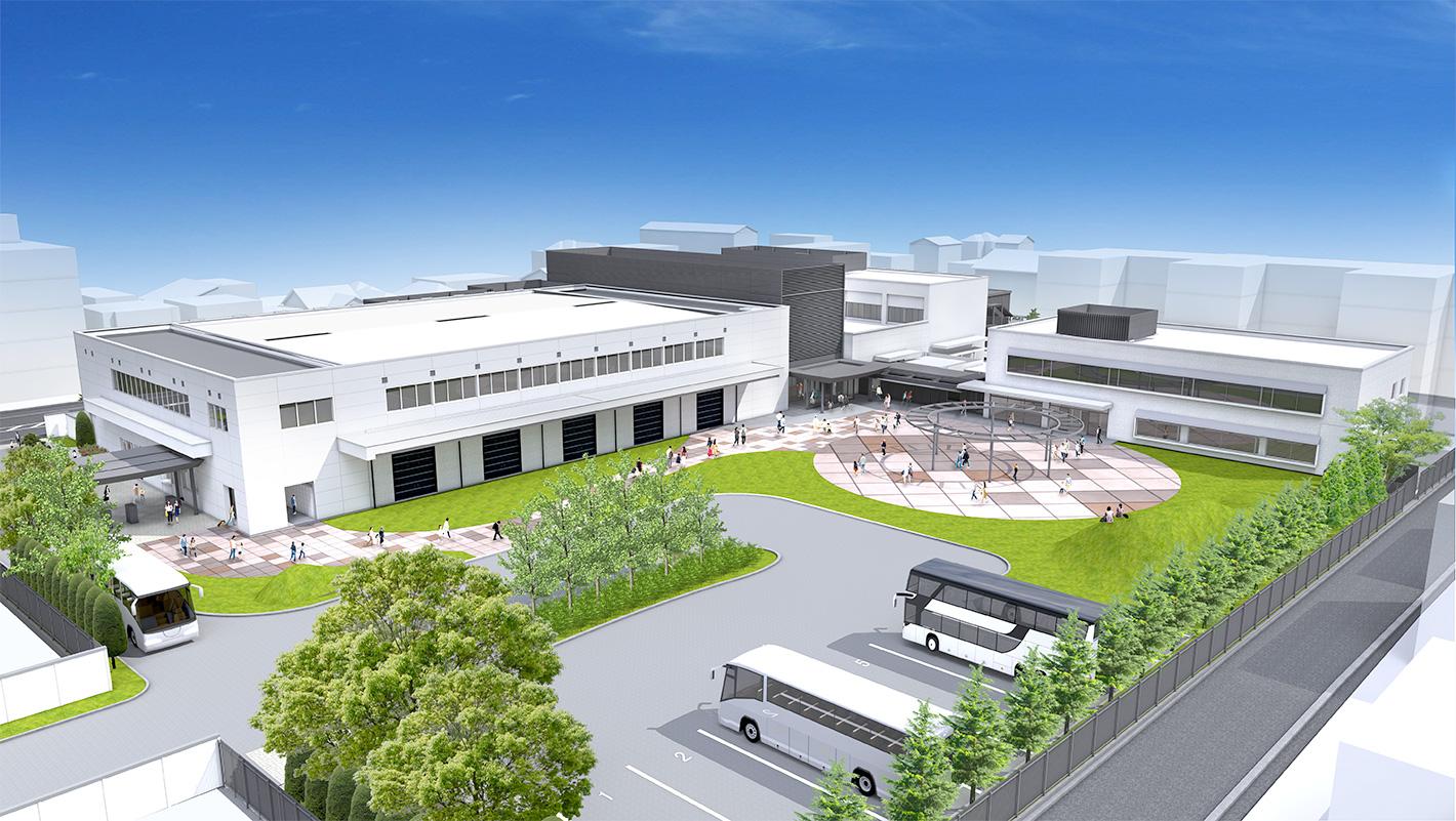 Nintendo Announces Construction of Gallery in Kyoto
