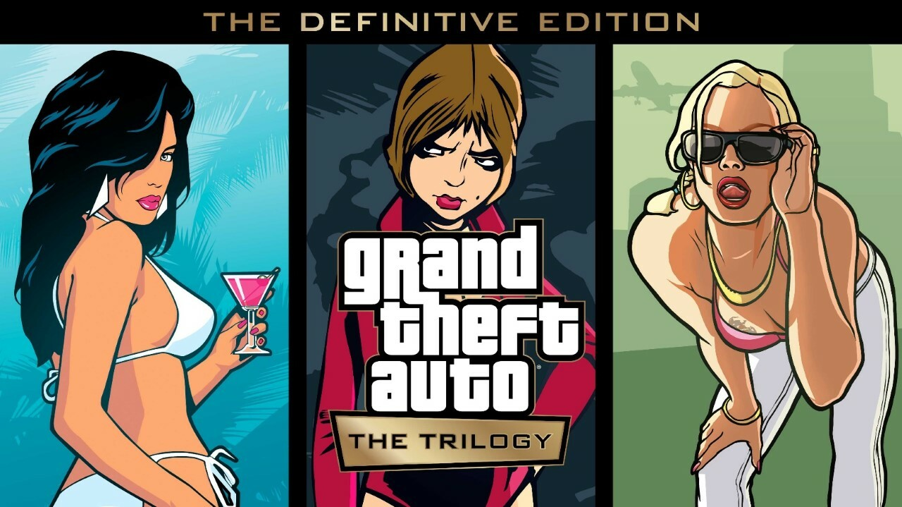 Grand Theft Auto: The Trilogy Announced for Switch