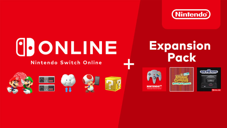 Nintendo Switch Online + Expansion Pack – Details and Pricing