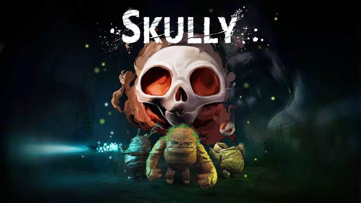 Skully – Annuncio