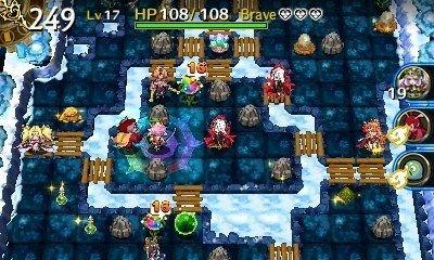 DragonFangZ – The Rose & Dungeon Of Time Releasing For 3DS December 23rd In Japan 3