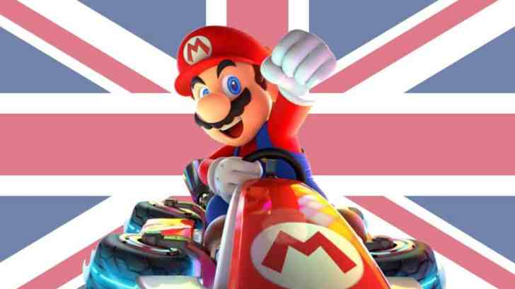 Mario Kart 8: Deluxe Emerges As The UK's Third Best-Selling Physical Game During 2019 1