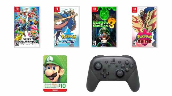 Here Are Amazon's Top 10 Best-Selling Videogame Products During 2019 1