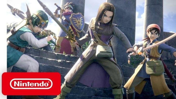 rumor the hero might be joining super smash bros this month ldS kVFyOAI x