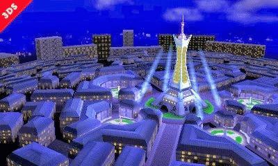 Sakurai Shares A Unique Perspective Of Lumiose City In Super Smash Bros. Ultimate 6
