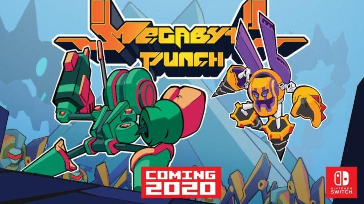 Megabyte Punch Coming To Switch On May 8 With Exclusive Stages 1