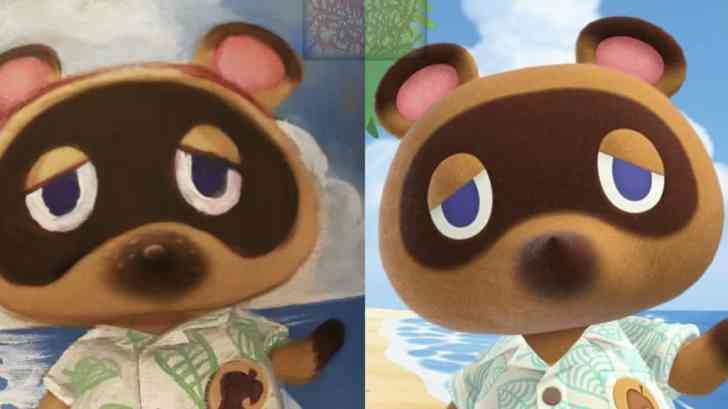 MAN COSPLAYS AS TOM NOOK WITH HIS NIPPLE 41
