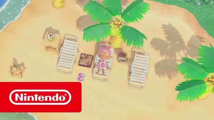 Video: Animal Crossing New Horizons – Your Island Trailer 1