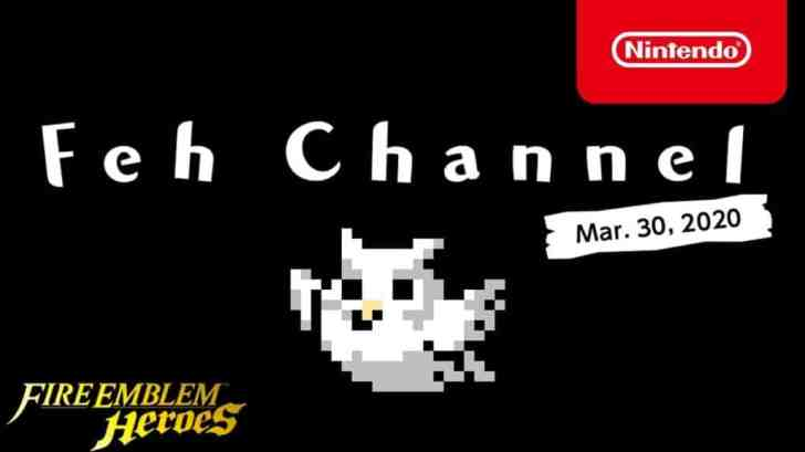 Video: Fire Emblem Heroes 30th March FEH Channel 1