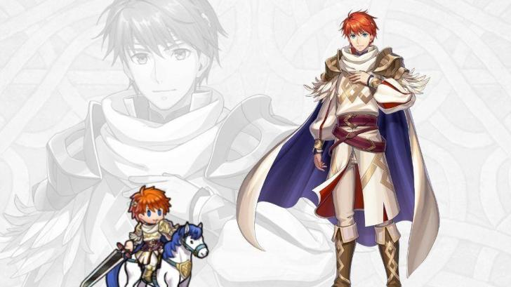 Resplendent Eliwood Releases April 25 For Fire Emblem Heroes FEH Pass Holders 1