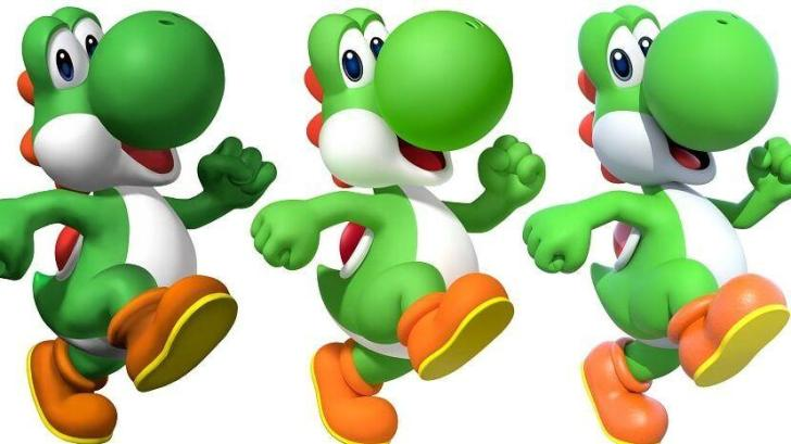 THIS IS HOW YOSHI TRANSFORMED IN 10 YEARS 10