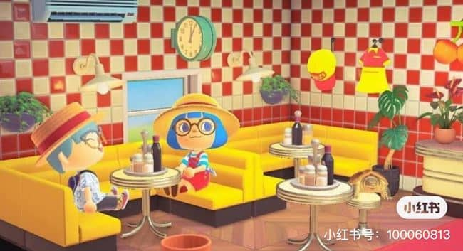 Build Your Own McDonald's Restaurant In Animal Crossing: New Horizons 4