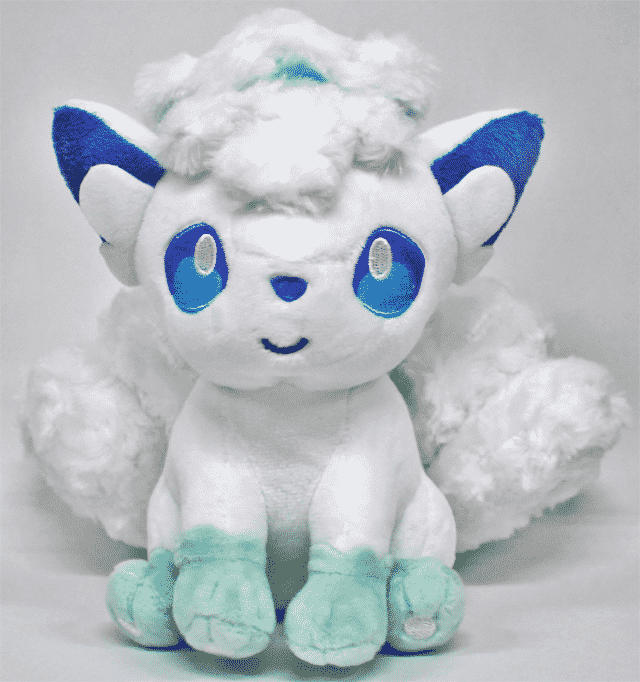 Otaru Music Box Releases Officially Licensed Vulpix Plushies 3