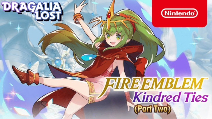 """""""Fire Emblem: Kindred Ties (Part Two)"""" Summon Showcase Starts May 3 In Dragalia Lost 1"""