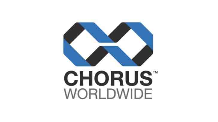 CHORUS WORLDWIDE TO ANNOUNCE TWO NEW TITLES NEXT WEEK 1
