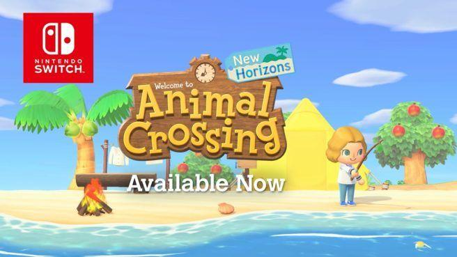Animal Crossing: New Horizons becomes Japan's best-selling retail game on Switch 1
