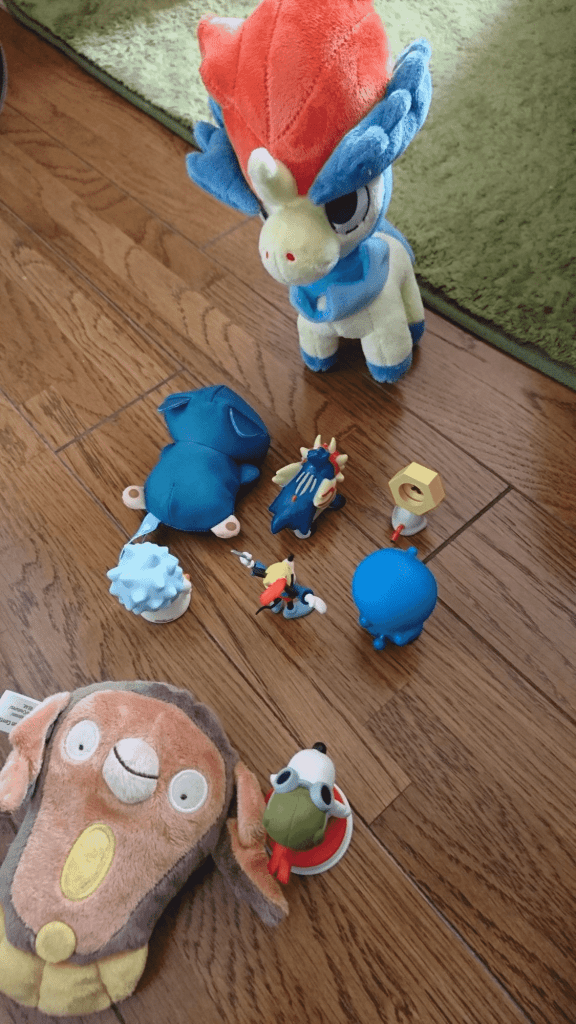 Japanese Recreate Pokemon Dynamax Scenes With Plushies And Toys 6