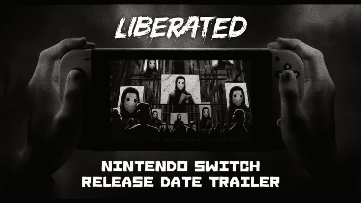 Liberated Launches June 2 For Nintendo Switch 1