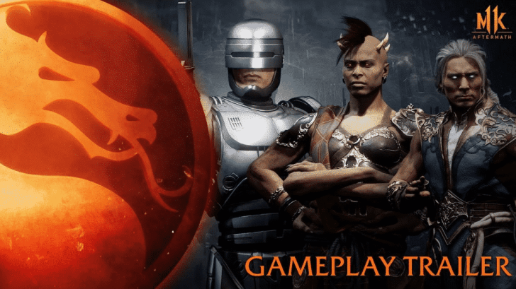 Mortal Kombat 11: Aftermath Receives Official Gameplay Trailer 11