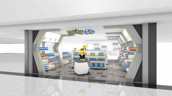 Two Pokemon Stores Reopen In Osaka 30