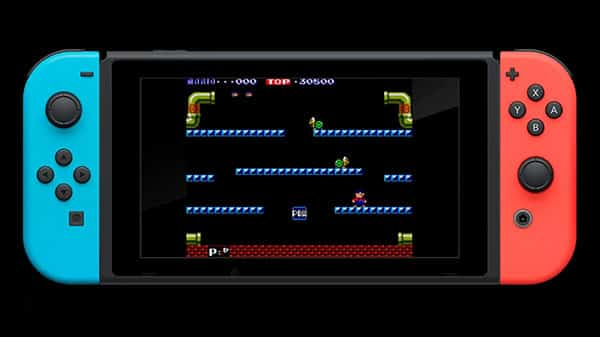 HAMSTER HAS RELEASED 100 ARCADE ARCHIVES TITLES ON SWITCH 1