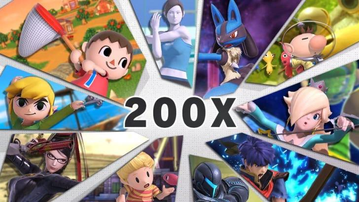 """""""BORN IN 200X"""" ONLINE TOURNAMENT STARTS JUNE 12TH FOR SMASH ULTIMATE 4"""