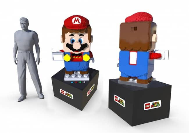 LEGO Super Mario Pop Up Store Opening In 5 Locations Across Japan 2